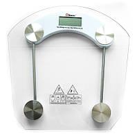🔝 Весы напольные,(ваги підлогові), Domotec, 180 кг, очень качественные, цифровые весы, (MS 2003B) | 🎁%🚚