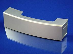 Декоративна срібляста панель контейнера для води на кавоварку DeLonghi (5313225361)