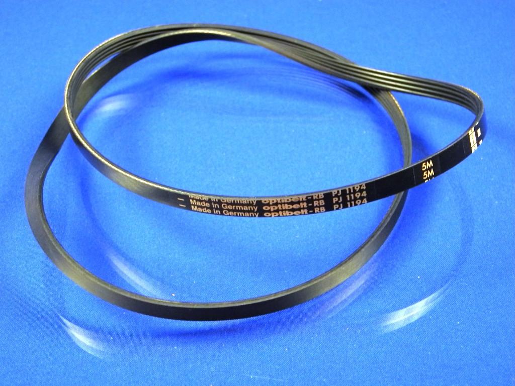 Ремень для стиральных машин (черный) 1194 J4