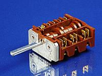 Переключатель режимов ARDO  5 поз. длинная ручка 50 мм. (46.25866.509), (COK302UN)