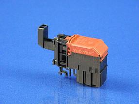 Кнопка включения (сетевая кнопка) стиральной машины Bosch/Siemens (165843)