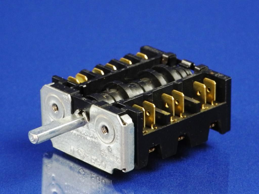 Переключатель мощности духовки ARDO 6-позиционный  (46.23866.500), (651067119), (502018900)