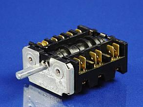 Переключатель мощности духовки ARDO 6-позиционный  (46.23866.500), (651067119), (502018900), фото 2