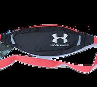 Поясная сумка Under Armour (черная) сумка на пояс