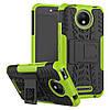 Чехол Armor Case для Motorola Moto C Plus XT1723 Лайм