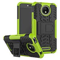 Чехол Armor Case для Motorola Moto C Plus XT1723 Лайм, фото 1