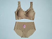 Кружевной комплект женского белья Чашка B Люся 6006, фото 1