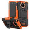 Чехол Armor Case для Motorola Moto C Plus XT1723 Оранжевый