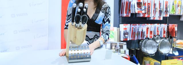 Набор ножей Vinzer CANVAS 89107 (7 пр.)