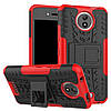 Чехол Armor Case для Motorola Moto C XT1750 Красный