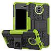 Чехол Armor Case для Motorola Moto C XT1750 Лайм