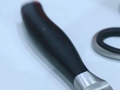 Удобные и эргономичные рукоятки набора ножей Vinzer CANVAS 89107 (7 пр.)