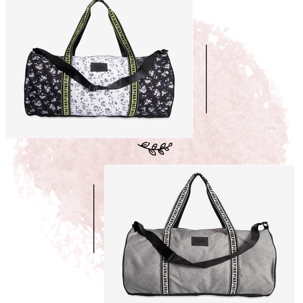 937ba76c2ba8 Спортивная сумка Pink Victoria's Secret: продажа, цена в Киеве ...