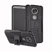 Чехол Armor Case для Motorola Moto E5 Plus XT1924 Черный