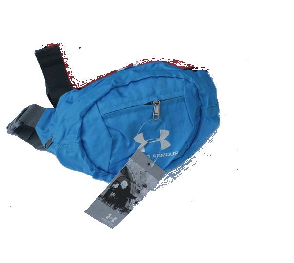 Поясная сумка Under Armour Sport Pro (голубая) сумка на пояс