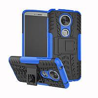 Чехол Armor Case для Motorola Moto E5 Plus XT1924 Синий