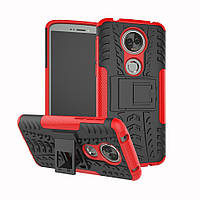 Чехол Armor Case для Motorola Moto E5 Plus XT1924 Красный