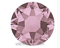 Клейові стрази Swarovski холодної фіксації 2088 Crystal Antique Pink F 12ss (упаковка 1440 шт)