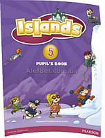Английский язык / Islands / Pupil's Book+Pincode. Учебник, 5/ Pearson