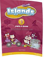 Английский язык / Islands / Pupil's Book+Pincode. Учебник, 3/ Pearson
