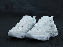 Женские кроссовки Nike M2K Tekno White Pure Platinum AV4789-101, фото 3