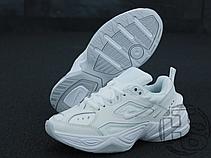 Женские кроссовки Nike M2K Tekno White Pure Platinum AV4789-101, фото 2