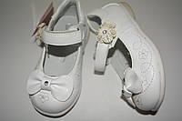 Туфли детские. белые. р.21,22.  Детская обувь. Летняя детская и подростковая обувь. праздничная обувь