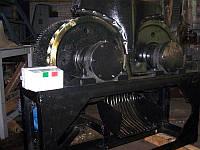 Пресс Валковый на 600 кг в час Брикетировщик