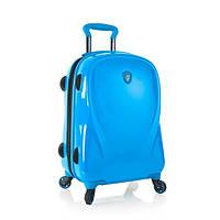 Чемодан Heys xcase 2G (S) Azure Blue