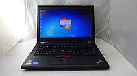 Бизнес Ноутбук Lenovo T430s core i5 3gen/500Gb/4Gb/WEB Кредит Гарантия Доставка, фото 1