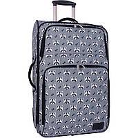 f062a3a71e6c Модный чемодан для женщин 70 л Оригинальный дизайн Отличное качество  Интернет магазин Розница Код: КДН4673