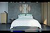 Комплект постельного белья BalakHome ранфорс полуторный размер Arrow gray