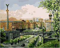 Картина по номерам Babylon Майдан НезалежностиVP369 40 х 50 см, фото 1