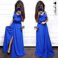 Платье Фея в пол, фото 1