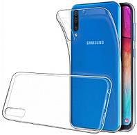 Силиконовый чехол для Samsung Galaxy A50 2019 (A505) Slim