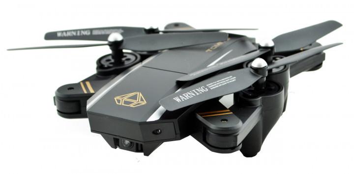 Квадракоптер Phantom D5HW| С HD WiFi Камерой| Батарея на 900мАч + Cкладывающийся корпус