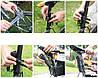 Складной замок для велосипеда ETOOK, фото 6