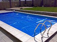 Солярное накрытие (пленка)  для бассейнов