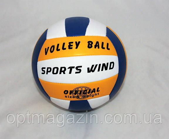 М'яч волейбольний 25-2, фото 2