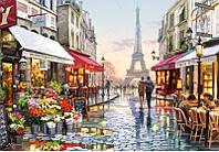 Пазлы Цветочный магазин на 1500 Элементов