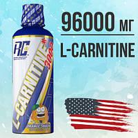 RCSS L-Carnitine-XS Liquid 465 ml- розовый лимонад