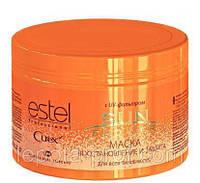 Маска Восстановление и защита с UV-фильтром для всех типов волос Estel Professional Curex Sunflower 500 ml