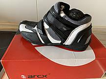 Летние дышащие мото кроссовки с защитой мотоботы ARCX, фото 2