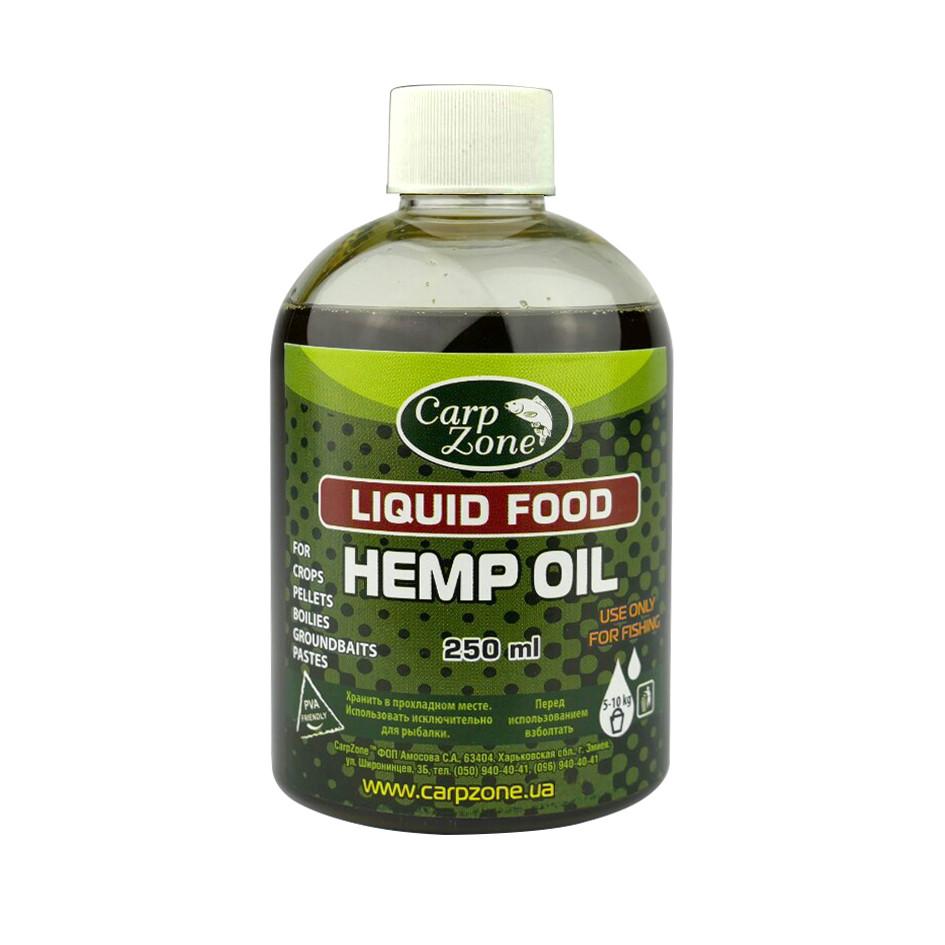 Конопляне масло Hemp Oil 250ml