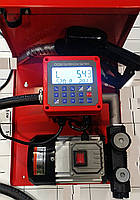 Мини АЗС модуль , ТРК с преднабором цены или литров 220в 60 л/м ДТ