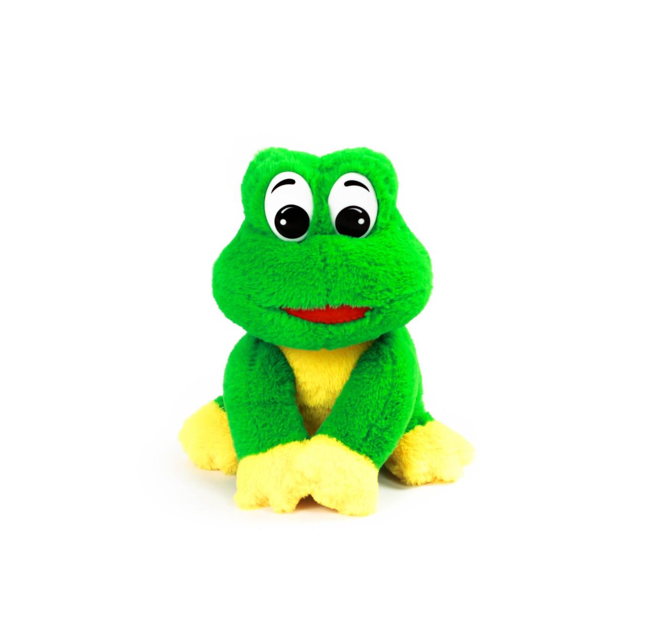 М'яка іграшка Жаба
