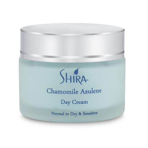 Крем дневной для кожи склонной к аллергии Shira Chamomile Azulene Day Cream, 75 мл