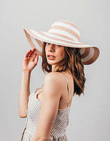 Удобная женская шляпа