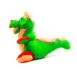 М'яка іграшка Дракон Джон, фото 3