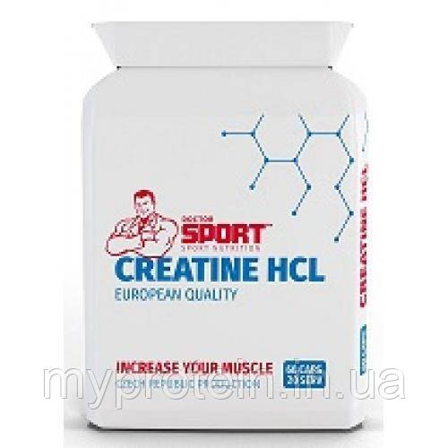 Doctor SPORTКреатиныCreatine HCL60 caps